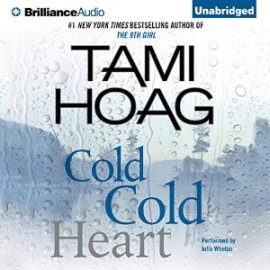 Tami Hoag, Cold Cold Heart, Book Journey, audio book