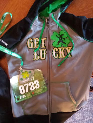 Get Lucky, Ortho run, Sheila DeChantal, Book JOurney