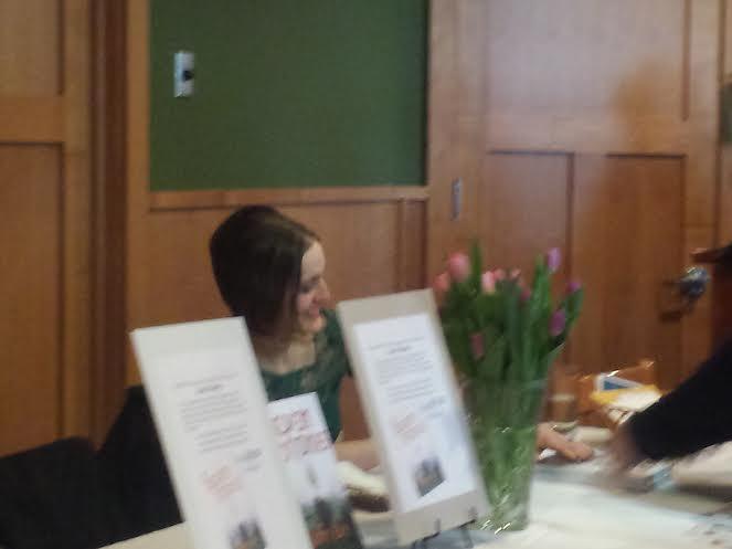 Julia Lee, Book JOurney, Launch party, seven stones