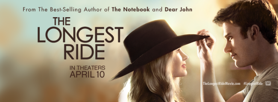 The Longest Ride, Nicholas SParks, Book Journey, Give away
