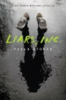 LIARS INC, Paula Stokes, Book JOurney