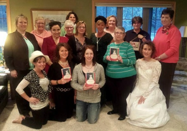Susan Gloss, Vintage, Bookies Book Club Brainerd Minnesota, Book Journey