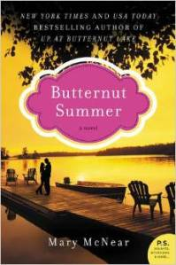 Butternut Summer, Book Journey, Mary McNear
