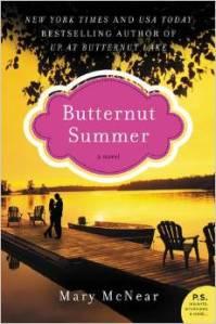 Butternut Summer, Book Journey, Mary McNear