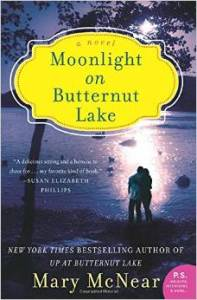 moonlinght on butternut lake, mary mcnear, book journey