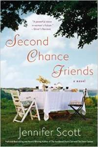 Second Chance Friends, Jennifer Scott, Book Journey, https://bookjourney.wordpress.com