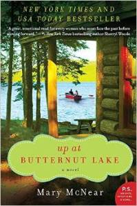 Up At Butternut Lake, Minnesota, Mary McNear, Book Journey