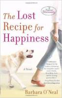 Barbara O'Neil, The Lost Recipe For Happiness, Book JOurney,