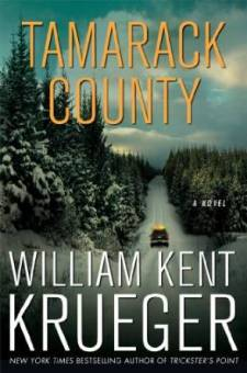 Tamarack County, Willia Kent Krueger, Book Journey, Minnesota, Cork O'Conner