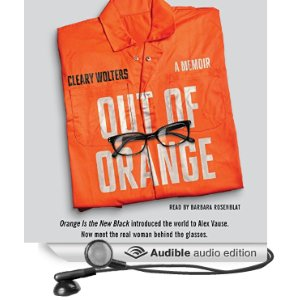 Out Of Orange, Orange Is The New Black, Piper, Alex, Book Journey, audiobook