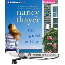 The Guest Cottage, Nancy Thayer, Book Journey,