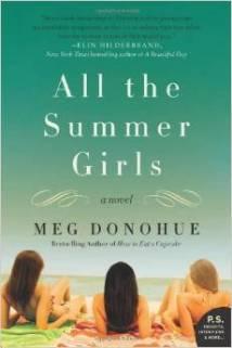All The Summer Girls, Meg Donohue, Book Journey