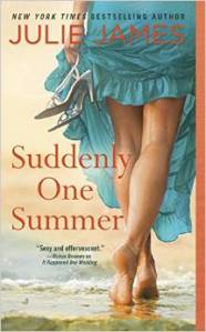 suddenly one summer, Julie James, Book Journey