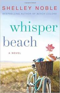 whisper beach, Shelley Noble, Book JOurney
