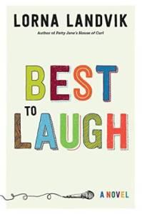 Best to laugh, lorna landvik, book journey