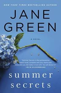 Summer Secrets, Jane Green, Book Journey