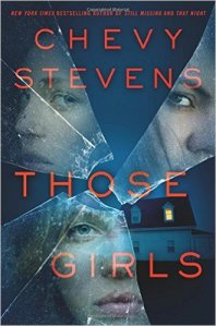 Chevy Stevens, Those Girls, Book JOurney