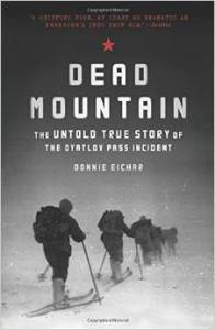 Dead Mountain, Book Journey, Donnie Eichar, Dyatlov Pass, Russia