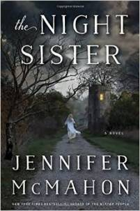the night sister, Book Journey, Jennifer McMahon