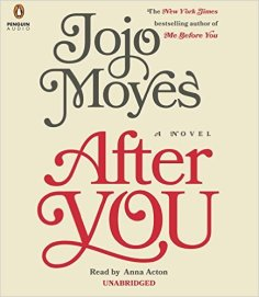 jo jo moyes, after you, me before you, book journey