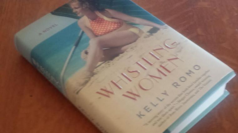 Book journey, justin dechantal whistling women kelly romo