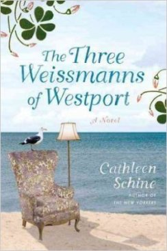 the three weissmann's of westport, book journey, cathleen schine