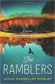 the ramblers,aidan donnelley rowley, book journey