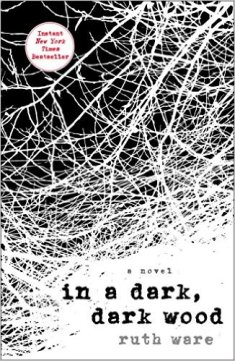 in a dark wood, ruth ware, Book Journey