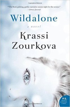 wildalone, krassi zourkova, book journey