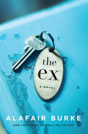 the ex, alafair burke, book journey