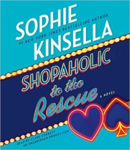 shopoholic to the rescue, wophie kinsella, book journey