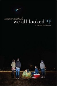 we all looked up, tommy wallach, book journey