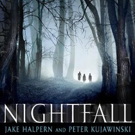 nightfall, jake halpern, peter kujawinski, audio, nicholas guy smith