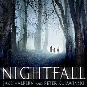 nightfall, jake halpern, peter kujawinski, audio, nicholas guy smith