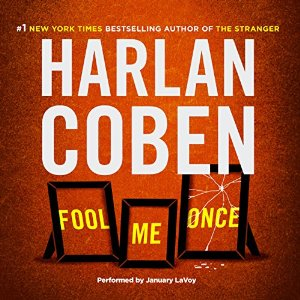 harlan coben, fool me once, book journey,