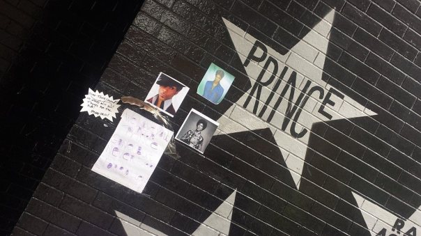 Book Journey, Prince, Mnneapolis, First Avenue Bar, Sheila DeChantal, Amy Price. Farrah McKinney