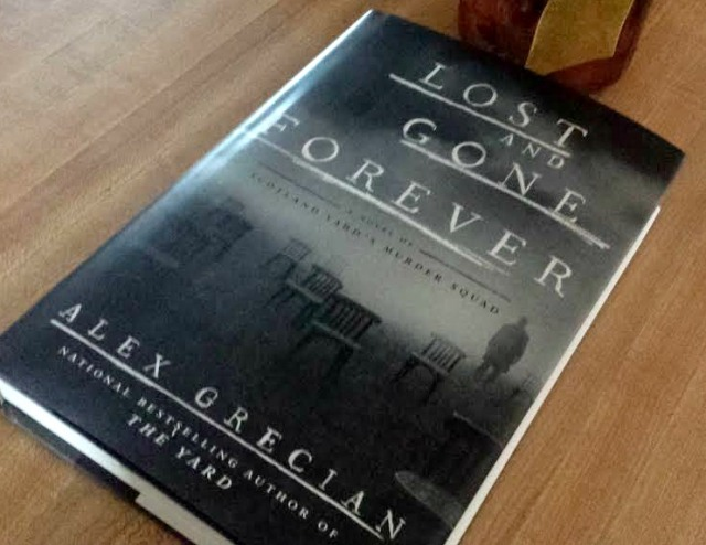 book journey, alex grecian, lost and gone forever