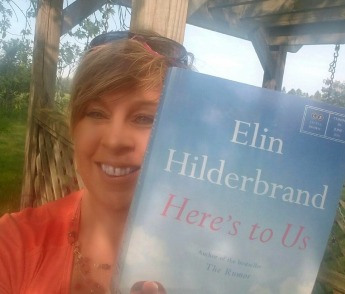 elin hilderbrand, book journey, here's to us, the rumor, BEA